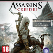 Assassin&#039;s Creed 3 PS3
