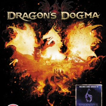 Dragon's Dogma Xbox 360