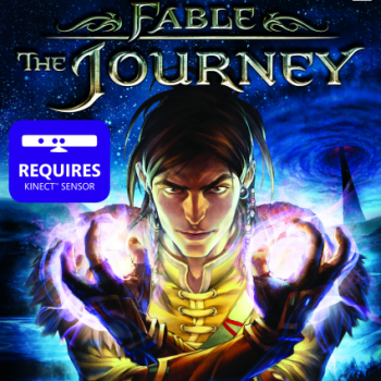 Fable The Journey - Kinect Xbox 360