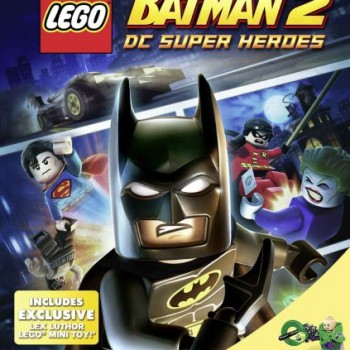 LEGO Batman 2 DC Super Heroes (Includes exclusive Lex Luthor Mini Toy) PS3
