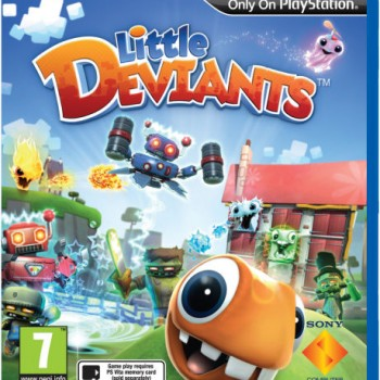 Little Deviants PS Vita
