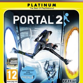 Portal 2 (Platinum) PS3
