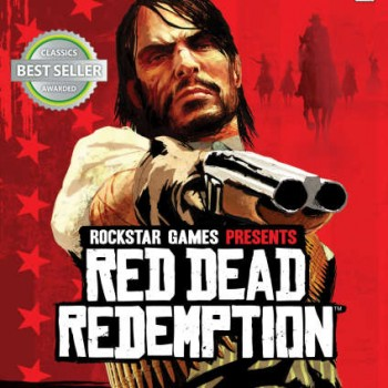 Red Dead Redemption (Classics) Xbox 360