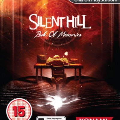 Silent Hill- Book of Memories PS Vita