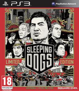 Sleeping Dogs Limited Edition PS3