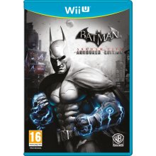 Batman Arkham city WiiU