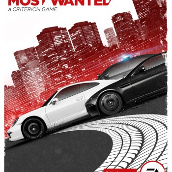 Need for Speed Most Wanted Art