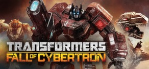 Transformers Fall of Cybertron Steam