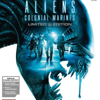 Aliens- Colonial Marines (Limited Edition) Xbox 360