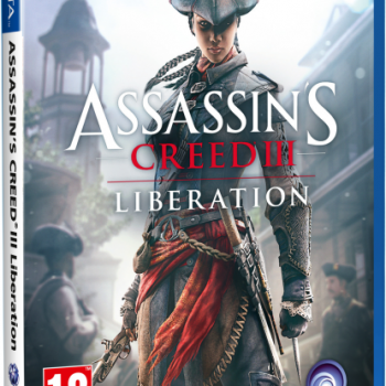 Assassin's Creed 3- Liberation PS Vita