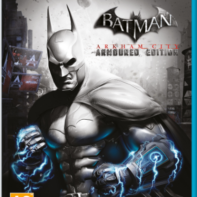 Batman- Arkham City Armored Edition (Wii U) Wii U