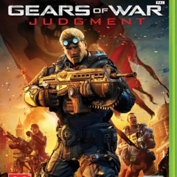 Gears of War- Judgment Xbox 360