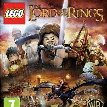 LEGO- Lord Of The Rings PS Vita