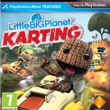 LittleBigPlanet- Karting PS3