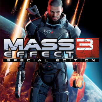 Mass Effect 3- Special Edition (Wii U)