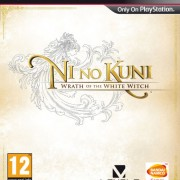 Ni No Kuni- Wrath Of The White Witch PS3