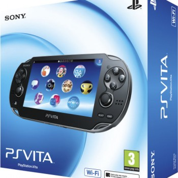 PS Vita (Wi-Fi Enabled) Games Consoles