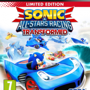 Sonic & All Stars Racing Transformed (Limited Edition) PS3
