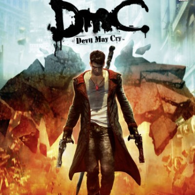 View large image  DmC- Devil May Cry Xbox 360