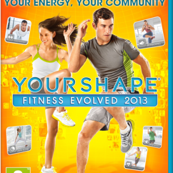 Your Shape Fitness Evolved 2013 (Wii U) Wii U