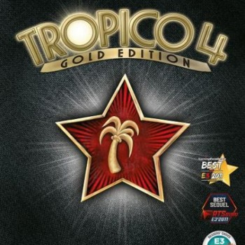 Tropico 4- Gold Edition Xbox 360