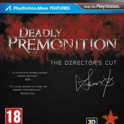 Deadly Premonition- The Directors Cut PS3