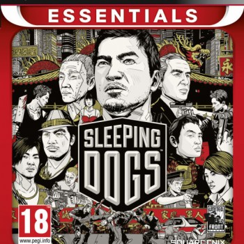 Sleeping Dogs- Essentials PS3