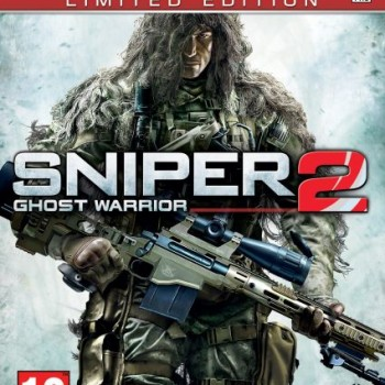 Sniper- Ghost Warrior 2 Limited Edition Xbox 360