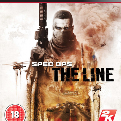 Spec Ops- The Line PS3