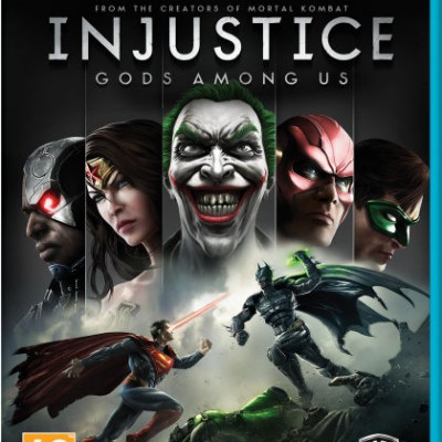 Injustice- Gods Among Us Wii U
