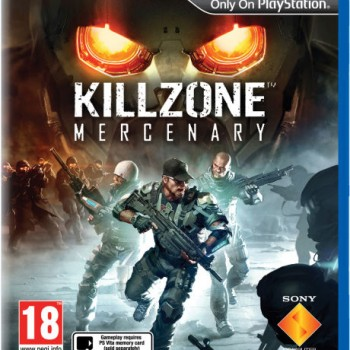 Killzone- Mercenary PS Vita