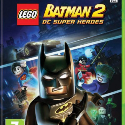 LEGO Batman 2- DC Super Heroes Xbox 360
