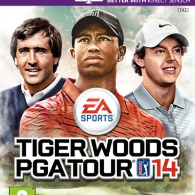 Tiger Woods- PGA Tour 14 Xbox 360