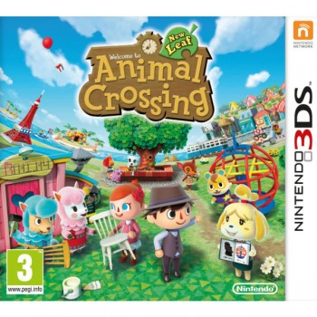 Animal Crossing- New Leaf Nintendo 3DS
