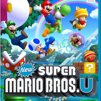 New Super Mario Bros. U (Wii U) Wii U