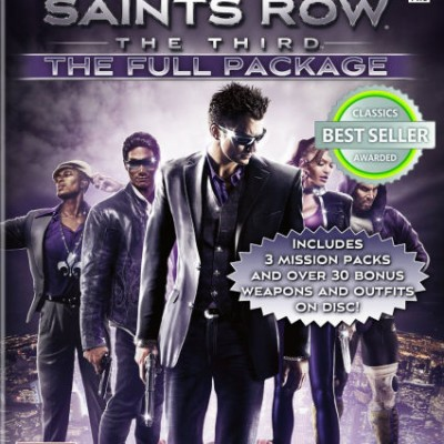 Saints Row The Third Full Package (Classics) Xbox 360