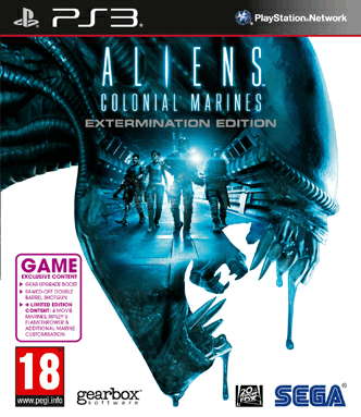 Aliens- Colonial Marines - Exclusive Extermination Edition
