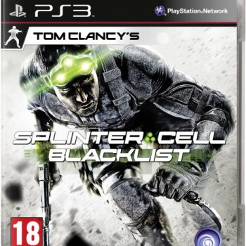 Splinter Cell- Blacklist PS3
