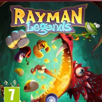 View large image  Rayman Legends PS3
