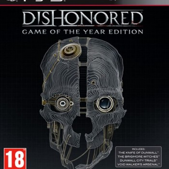 Dishonored - Game Of The Year ps3