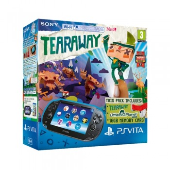 PS Vita Tearaway Bundle