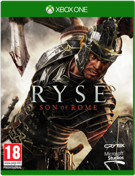 Ryse- Son Of Rome Xbox One