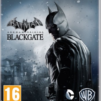 Batman- Arkham Origins Blackgate