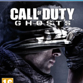 Call Of Duty- Ghosts PS4