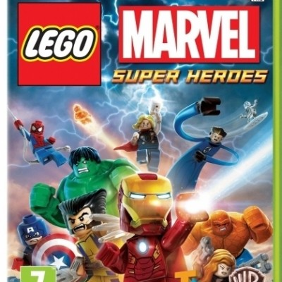 LEGO Marvel Super