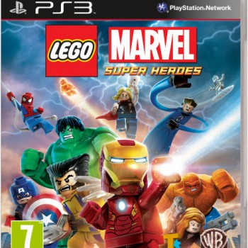LEGO- Marvel SuperHeroes PS3