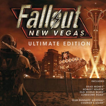 fallout new vegas ultimate edition cover