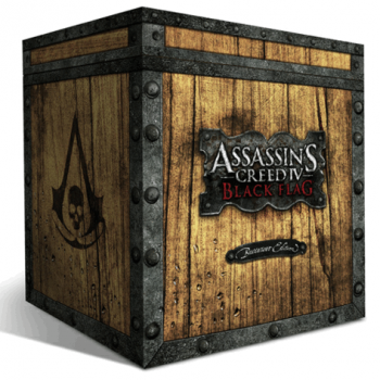 Assassins Creed IV- Black Flag Buccaneer Edition