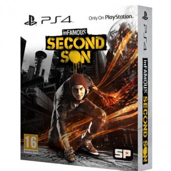 InFamous- Second Son Special Edition PS4