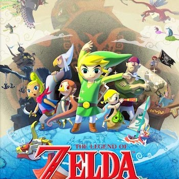 Legend of Zelda- The Wind Waker HD